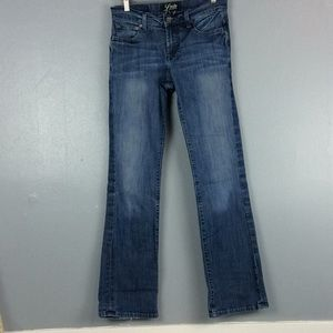 Lucky Brand Reg Inseam Distressed Jeans Sz 2/26